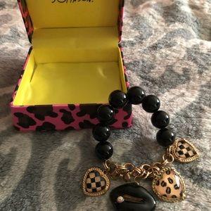 Betsey Johnson Jewelry - (SOLD) Betsey Johnson fashion bracelet